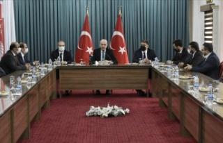 AK Parti Genel Başkanvekili Kurtulmuş Bayburt'ta...