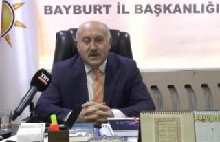 AK Parti İl Başkanı Polat'tan Kongre Değerlendirmesi