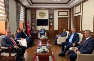 Bayburt Özel İdarespor'da Hedef Karabük'te...