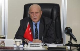 Belediye Başkanı Hükmü Pekmezci'den 8 Mart...