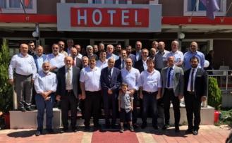 Bayburt AK Parti'den 'Vefa' programı