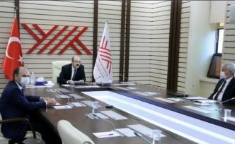 Rektör Coşkun 'Yükseköğretimde Dijital Dönüşüm İmza Törenine' Katıldı