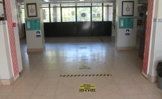 Bayburt'ta Okullar 21 Eylül için Hazırlandı