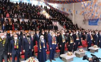 AK Parti Bayburt'ta 'Hacı Ali Polat'la devam kararı aldı