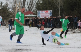 Geleneksel futbol turnuvasının şampiyonu Çatıksu Taşlıbend Spor oldu