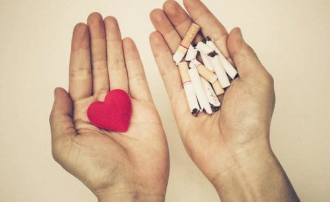"""""""Kendinize bir iyilik yapın, bu önemli günde sigarayı bırakın"""""""