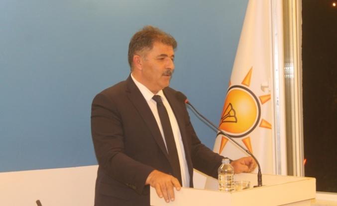 Milletvekili Battal devam eden yatırımları anlattı