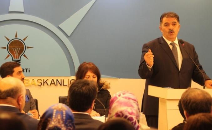 Milletvekili Battal'dan Bayburt yatırımlarına ilişkin önemli açıklamalar