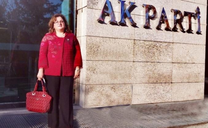 AK Parti Bayburt Kadın Kolları İl Başkanı Esra Ertem Şipal atandı