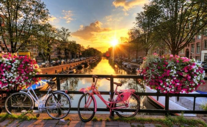 Amsterdam'da Mutlaka Gezilmesi Gereken Yerler