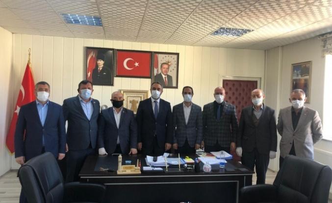İl Genel Meclis üyelerinden Milli Dayanışma Kampanyası'na destek