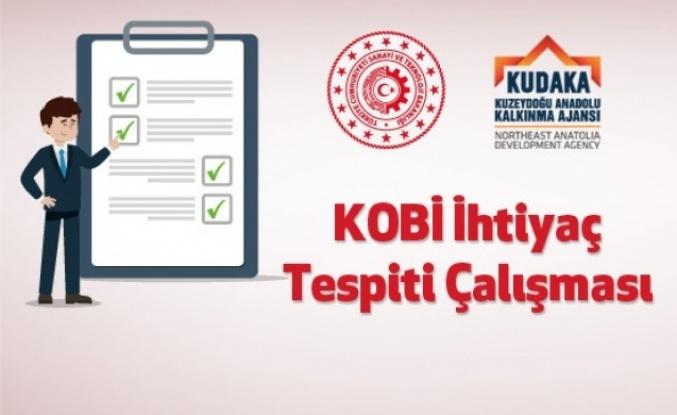 KUDAKA Erzurum, Erzincan ve Bayburt'ta KOBİ'lerin ihtiyaçlarını araştıracak